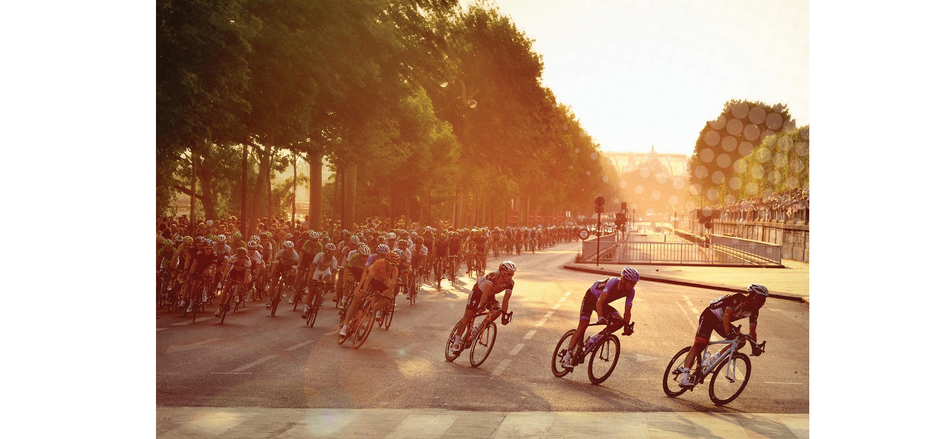 Le 10 juillet 2019, le Tour de France passe dans le centre ville d'Obernai !