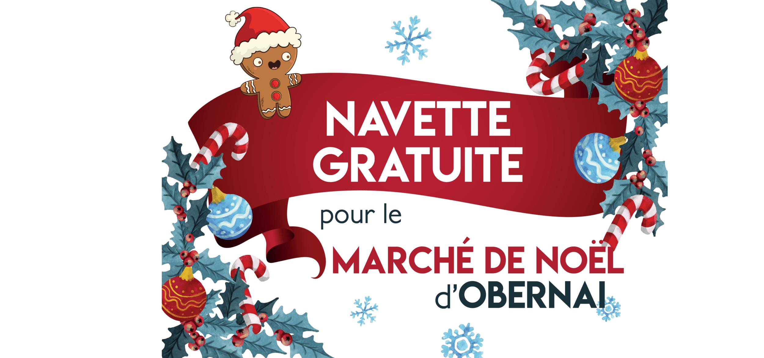 Navettes de Noël Pass'O